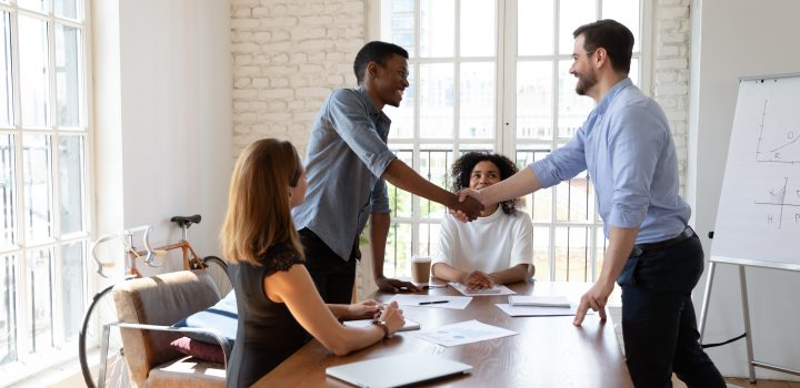 Kundenbeziehungen in der Immobilienbranche